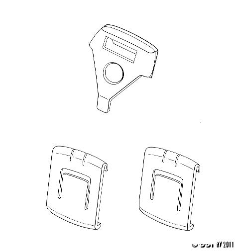 type 1 bug transmission parts